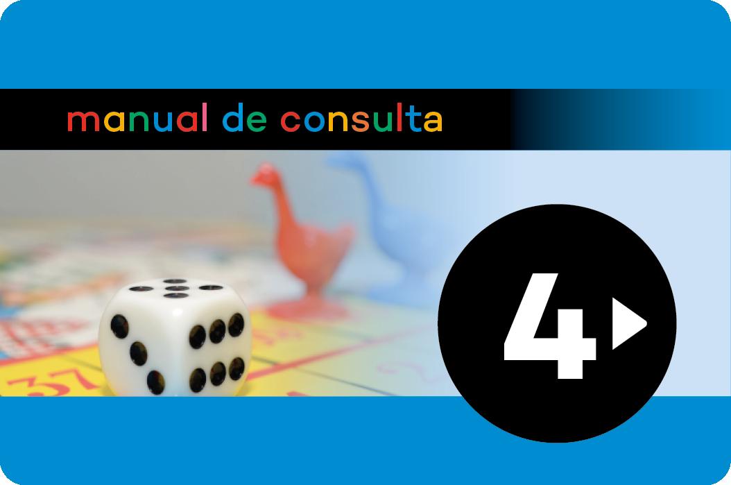 Manual de consulta. Matemàtiques 4