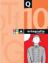 Quadern Ortografía castellana 10