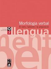 Quadern de llengua 7: Morfologia verbal
