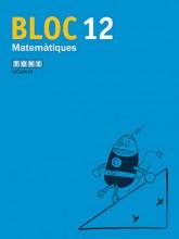 Bloc Matemàtiques 12