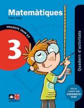 TRAM 2.0 Quadern d'activitats Matemàtiques 3