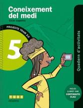 TRAM 2.0 Quadern d'activitats Coneixement del medi 5