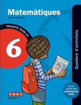 TRAM 2.0 Quadern d'activitats Matemàtiques 6