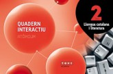 Quadern interactiu Llengua catalana i literatura 2 ESO Atòmium