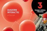 Quadern interactiu Llengua catalana i literatura 3 ESO Atòmium