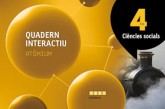 Quadern interactiu Ciències socials 4 ESO Atòmium
