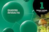 Quadern interactiu Biologia i geologia 1 ESO Atòmium