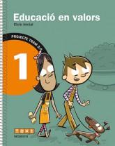 TRAM 2.0 Educació en valors 1
