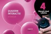 Quadern interactiu Educació visual i plàstica 4 ESO Atòmium
