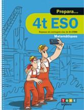 Prepara 4t ESO Matemàtiques