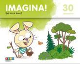 IMAGINA! P4 Qui viu al bosc? 18+4