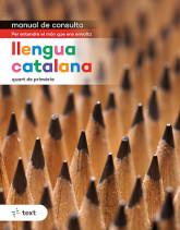 Manual de consulta. Llengua catalana 4