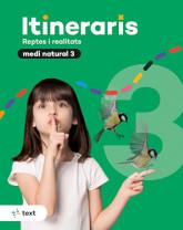 Itineraris. Medi natural 3