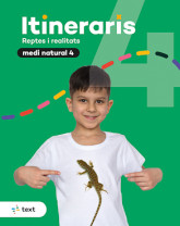 Itineraris. Medi natural 4