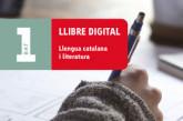 LLIBRE DIGITAL Llengua catalana i literatura 1 BAT