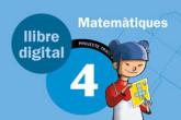 LLIBRE DIGITAL TRAM 2.0 Matemàtiques 4