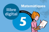 LLIBRE DIGITAL TRAM 2.0 Matemàtiques 5
