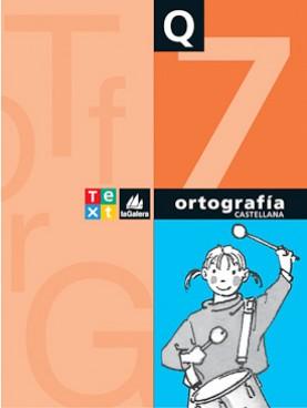Quadern Ortografía castellana 7