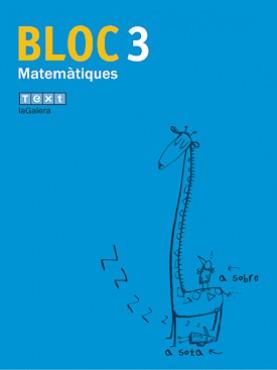 Bloc Matemàtiques 3