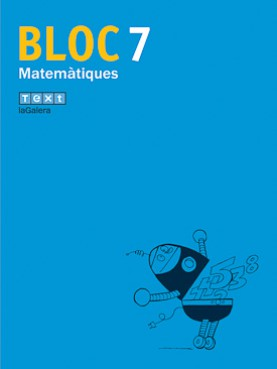 Bloc Matemàtiques 7