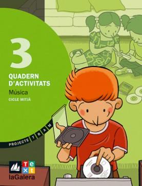 Quadern d'activitats Tram Música 3