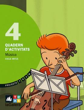 Quadern d'activitats Tram Música 4