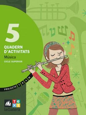 TRAM Quadern d'activitats Música 5