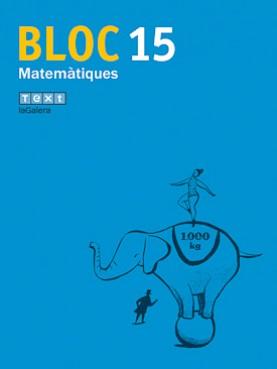 Bloc Matemàtiques 15