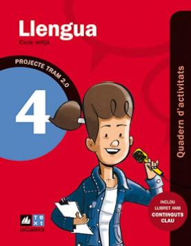 TRAM 2.0 Quadern d'activitats Llengua 4