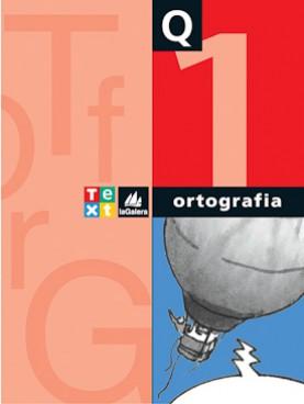Quadern Ortografia catalana 1