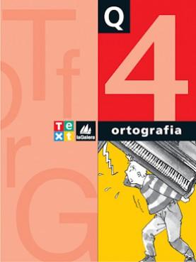 Quadern Ortografia catalana 4