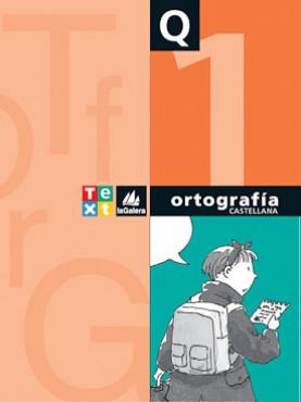 Quadern Ortografía castellana 1