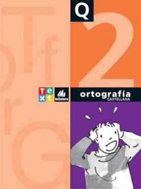 Quadern Ortografía castellana 2
