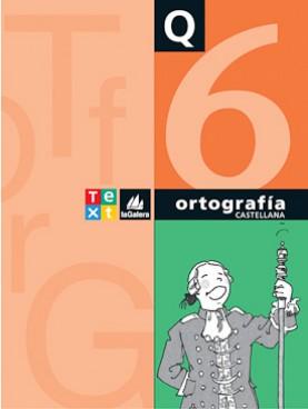 Quadern Ortografía castellana 6