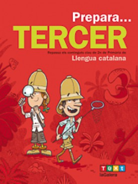 Prepara... Tercer. Llengua catalana