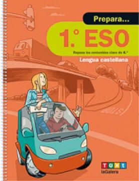 Prepara 1r ESO Lengua castellana