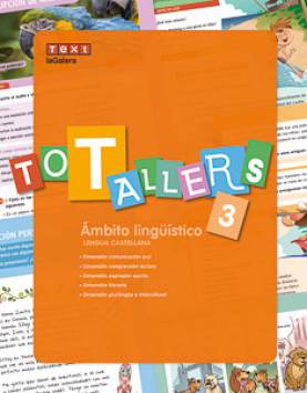 Tot Tallers Lengua castellana 3