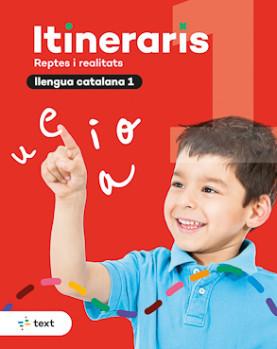 Itineraris. Llengua catalana 1