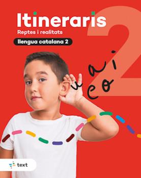 Itineraris. Llengua catalana 2